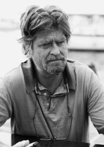 Pisatelj meseca Avgusta | RICK HARSCH
