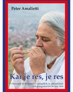 Kar je res je res Peter Amalietti