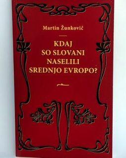 Kdaj so slovani naselili Evropo | Martin Žunkovič