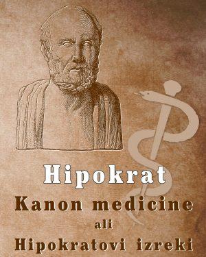 Kanon medicine-Hipokrat
