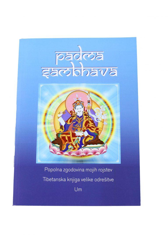 Padma Sambhava | Popolna zgodovina mojih rojstev