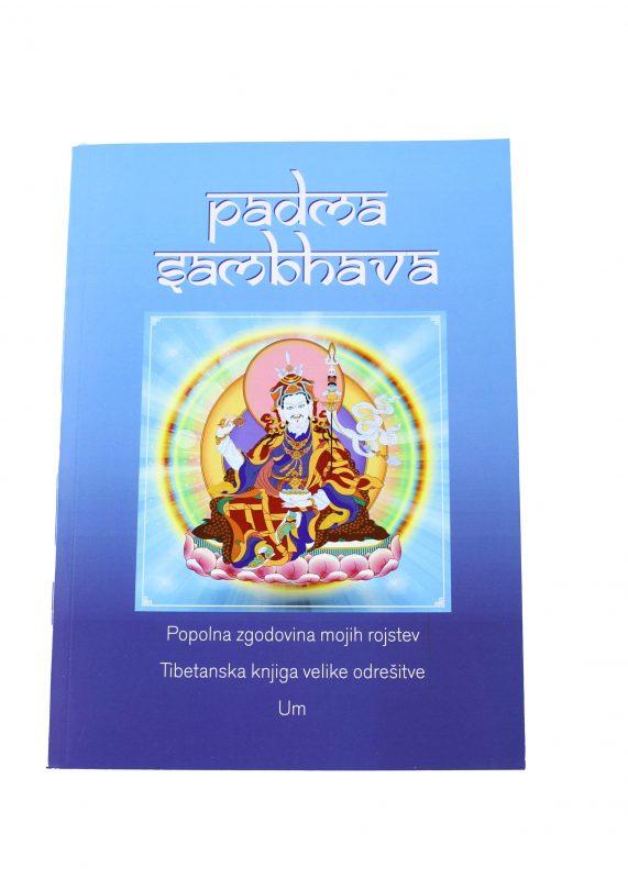 Popolna zgodovina mojih rojstev-Padma Sambhava